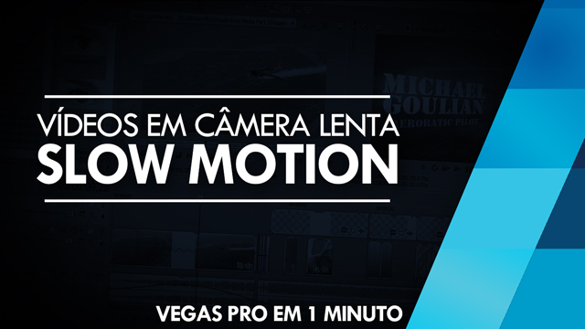 Sony Vegas Slow Motion